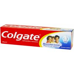 Зубна паста Colgate Cavity Protection свіжа м`ята 100мл