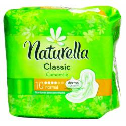 Прокладки Naturella Classic Normal 10_к