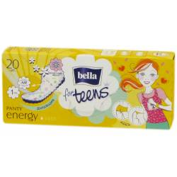 Прокладки Bella for Teens: Energy exotic fruits deo 20