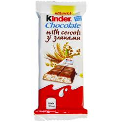 Шоколад Kinder Country Т-1 23,5г Ferrero