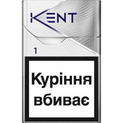 Сигарети Kent 1 HD White