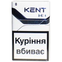 Сигарети Kent 8 HD Navy Blue