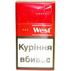 Сигарети West Bold Red Compaсt+