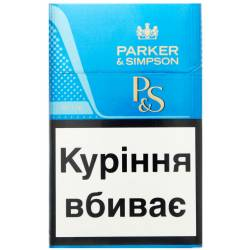 Сигарети Parker & SimpsonBlue