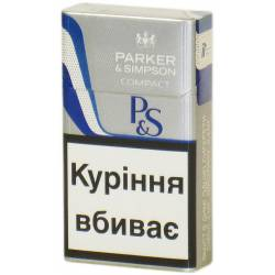 Сигарети Parker & Simpson Compact Silver