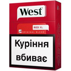 Сигарети West Red XL