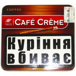 Сигари Cafe Creme Coffee пач 10шт