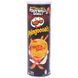 Чіпси Pringles Hot & Spicy 165г i
