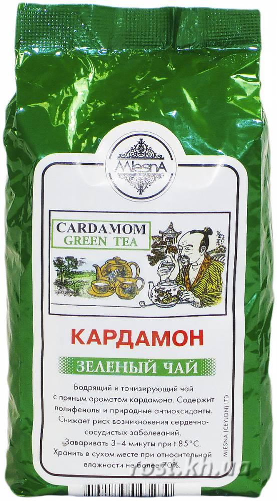 Купить чай с кардамоном
